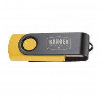 8GB USB - Yellow/Black