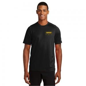 Short Sleeve T Shirt - Black